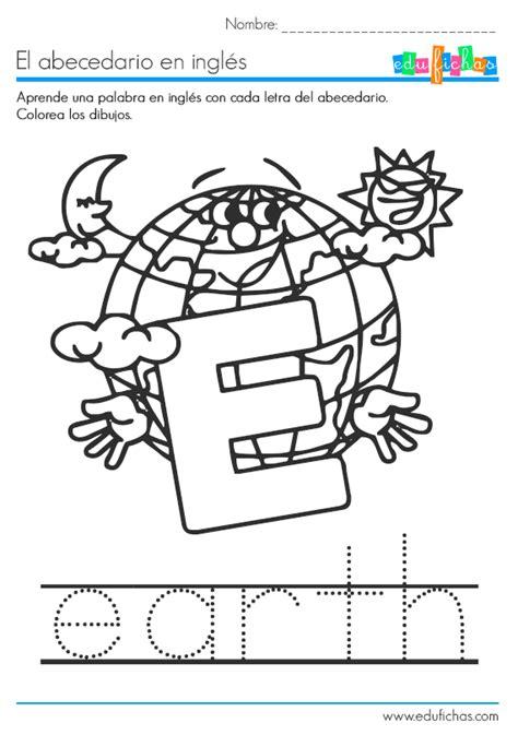 Ingles Imagenes Pdf | abecedario en ingles letra e ingles pinterest el