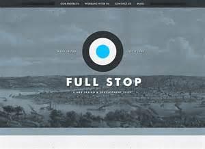 full stop interactive best designs award