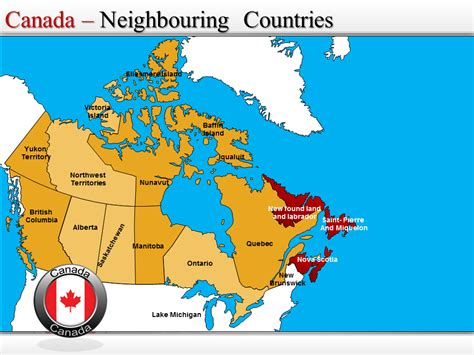 interactive map of usa and canada interactive map of the united states and canada