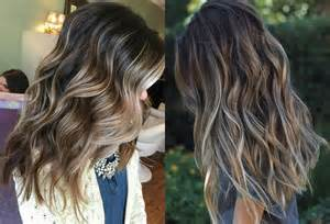 Fabulous dark hair with blonde highlights 2017 hairdrome com