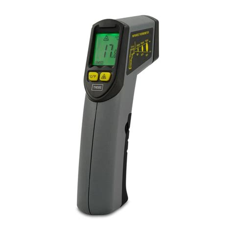 Thermometer Infrared Laser trebs infrared thermometer with laser 99714 vidaxl co uk