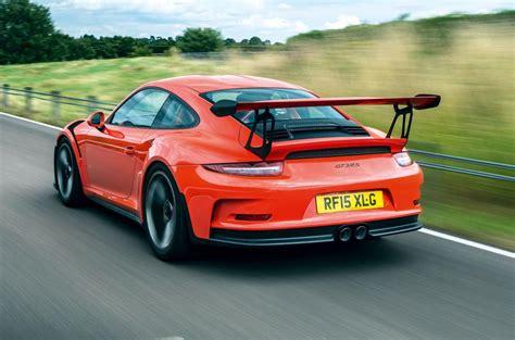 Porsche 911 Gt3 Rs Price by Porsche 911 Gt3 Rs Review 2017 Autocar
