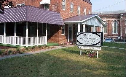 rodrequiez funeral home facilities