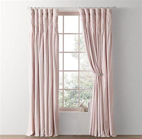 Pink Velvet Curtains Pink Velvet Curtain Curtain Menzilperde Net