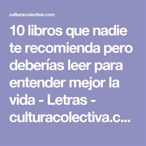 leer libro de texto la buena letra klett lekturen spanisch gratis para descargar 10 libros que nadie te recomienda pero deber 237 as leer para entender mejor la vida letras