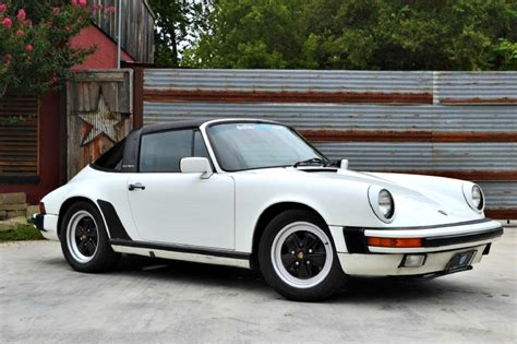 porsche targa white 1987 porsche 911 targa g50 white blue rennlist