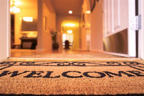 pictures for your home putting out the welcome mat eyes wide open