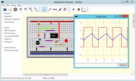 breadboard circuit simulation breadboard simulator