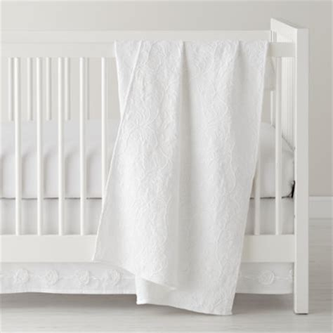 All White Crib Bedding by Crib Bedding Room Decor
