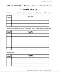 Elementary Research Report Template research paper template for 3rd grade writing paper