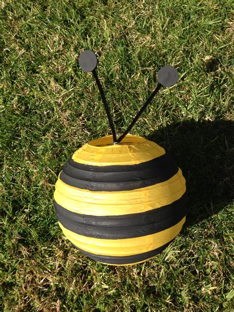 Bee Decorations by Bumble Bee Paper Lantern Decoration