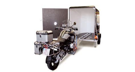 Anhänger Für Motorrad Gespanne by Wheely Motorradauffahrhilfe Sawiko