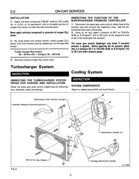 subaru loyale service repair workshop manual 1984 1989 by gipusi samu issuu subaru dl gl 1989 workshop repair service manual complete info