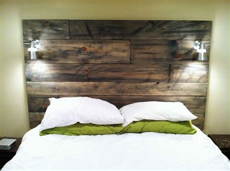 wood headboard ideas a great idea for stained timber headboard we can make