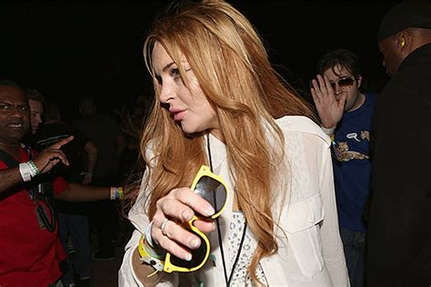 Lindsay Lohan Runs The In by Lindsay Lohan S Publicist Finally Runs Out Of Lies And