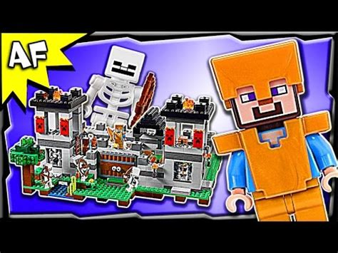 Lego Myspace Minecraft Sy270 6 lego minecraft 21128 animation stop motion build review vidoemo emotional unity