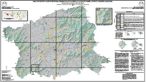 wncsos buncombe county nc mountain real estate landslide