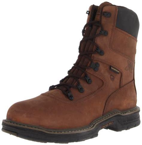 cheap mens waterproof boots wolverine men s marauder thinsulate ultra waterproof boot