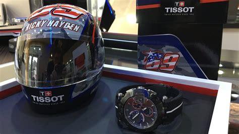 Nicky Hayden 01 tissot t race motogp nicky hayden t092 417 37 061 01