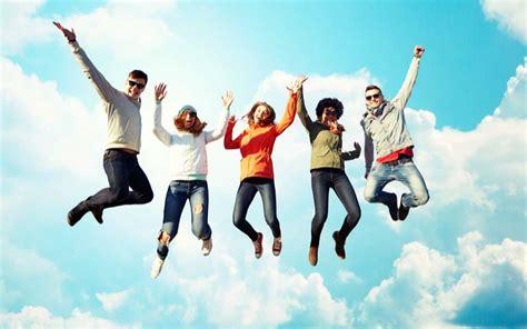 imagenes personas felices 191 son m 225 s saludables las personas felices