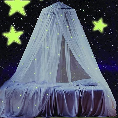 blue bed canopy buy bedroom canopies from bed bath beyond