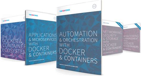 docker ecosystem tutorial ebooks series the docker and container ecosystem the