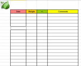 weight chart template printable weight loss journal weight loss journal