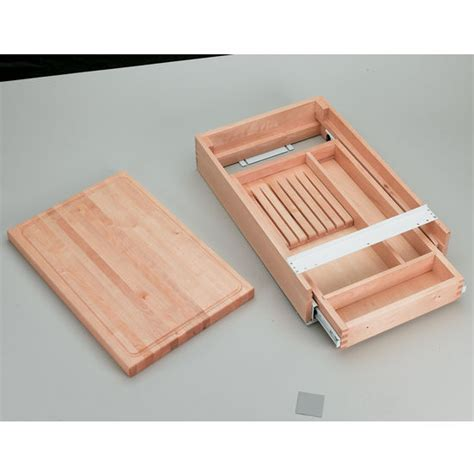 Cutting Board With Drawer by Cutting Boards Vegetable Treated Kitchen Knife Block