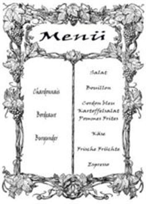 Word Vorlage Klappkarte Beispiele F 252 R Menuekarten Zur Hochzeit Vorlagen Abbildungen