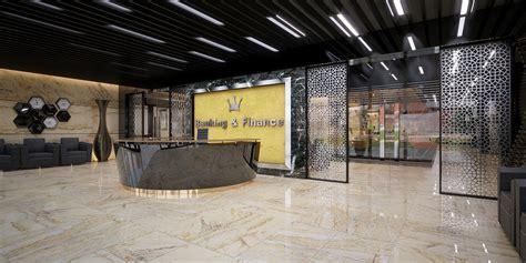 interior department ban office design luxury bank office on behance