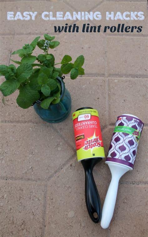 easy lint roller cleaning hacks  diy stamper