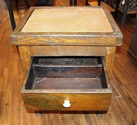 Soapstone Table Top Antique Butcher Block Table With Soap Top From