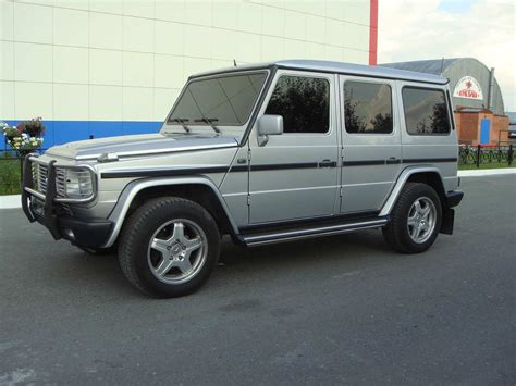 used mercedes g used 2000 mercedes benz g class photos 3000cc diesel