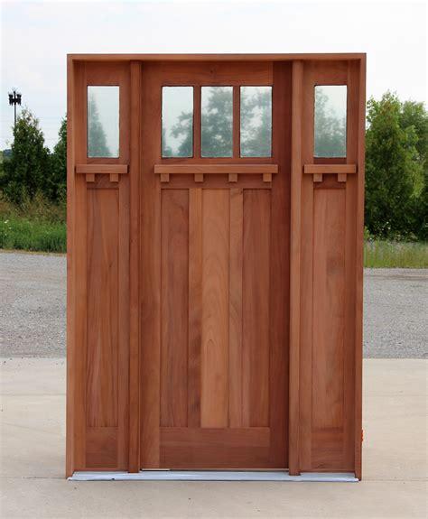 Custom Craftsman Doors Exterior Mahogany Craftsman Doors 8 Craftsman Exterior Doors