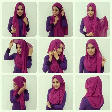 tutorial pashmina ootd hijab tutorial hijab fashion pinterest hijabs hijab