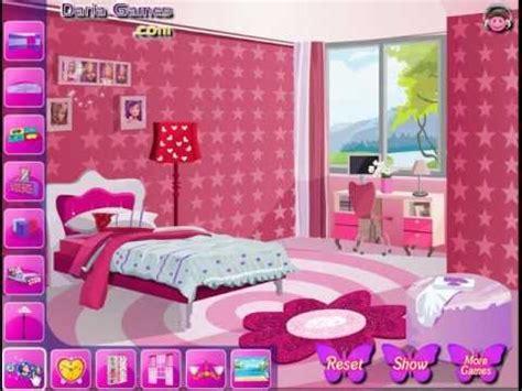 decorate barbie s bedroom youtube