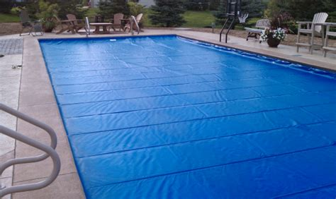 Backyard Pool Products Waukesha Inground Pool Cover Mukwonago Swimming Pool