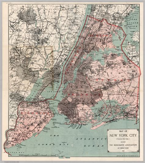 map of greater new york on this day in nyc history january 1st 1898 new york