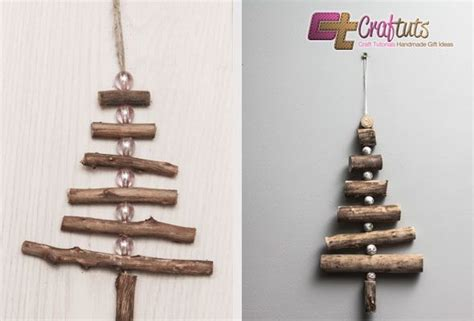christmas tree made of twigs christmas pinterest