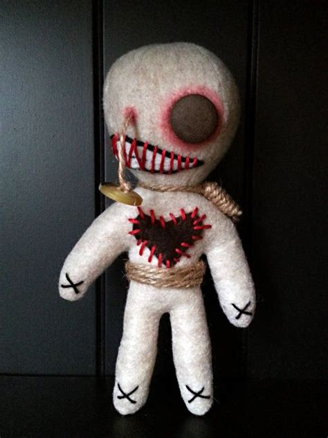 Handmade Voodoo Dolls - handmade voodoo doll gory gummy