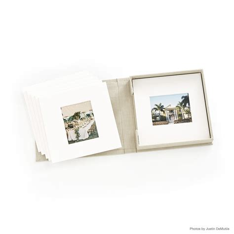 matted prints redtree albums