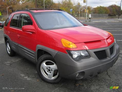 pontiac aztek red pin 2001 pontiac aztek pictures std picture on pinterest