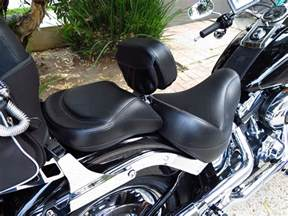 Comfortable Harley Seats by Most Comfortable Seat For Fatboy That Still Looks