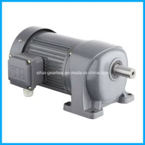 Helical Gear Motor G3lm china g3lm helical gearbox with 3 phase motor china