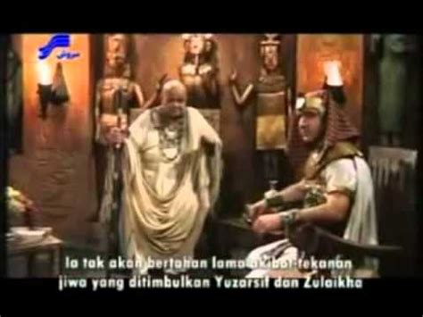 film nabi musa part 1 kisah nabi yusuf as putra nabi ya qub as part 6 youtube