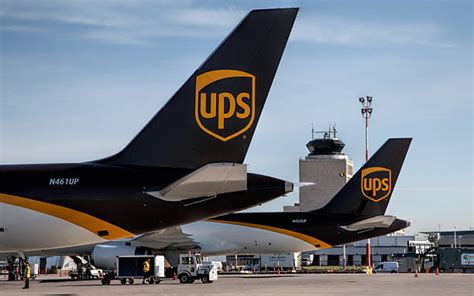 royalty free ups plane pictures images and stock photos istock