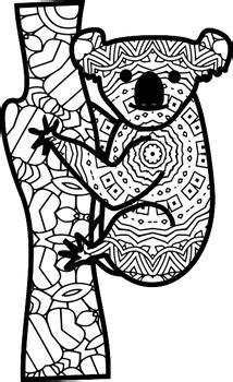animal mandala  zentangle designs coloring book