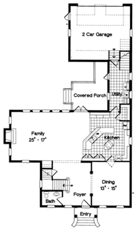 Millard House Design Millard Fillmore 4165 3 Bedrooms And 2 Baths The House Designers