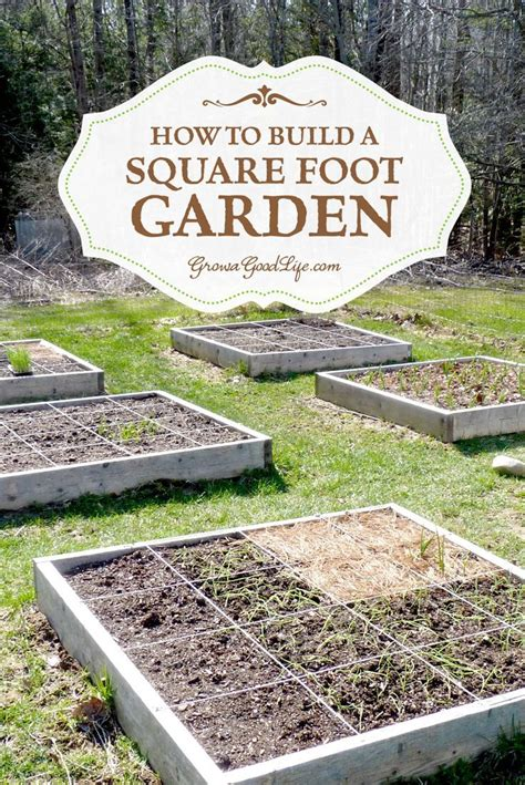 build a square foot garden wired how to wiki how to build a square foot garden id 233 er