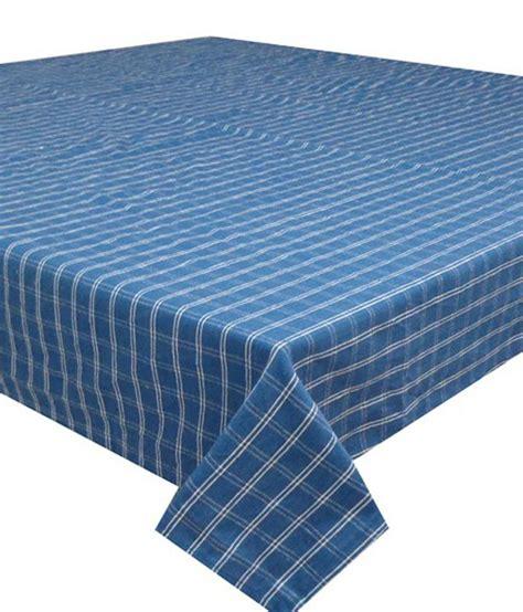 Adt Background Check Adt Sarl Blue Checks Table Cover Buy Adt Sarl Blue Checks Table Cover At Low